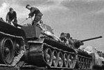 Формирование соединений 4-й танковой армии