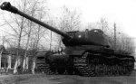 Тяжелый танк ИС-2 (Объекты 240-248)
