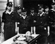 Подавление восстания в Варшаве